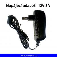 Napájecí adaptér 100 - 240V 12V 2A