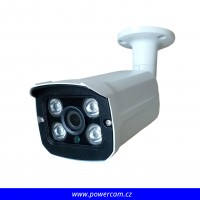 IP kamera full HD chip SONY IR 4 power LED (Wi-fi, PoE, Audio *)