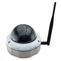 IP kamera Full HD 1080p  (Wi-fi, PoE, Audio *) antivandal